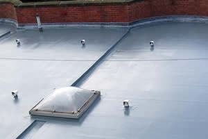 View GRP Flat Roof system